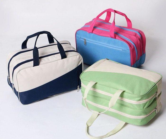 Непромокаемые сумки для посещения бассейна
