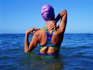 Плавание для спины