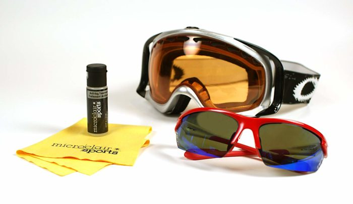 антифог и очки
