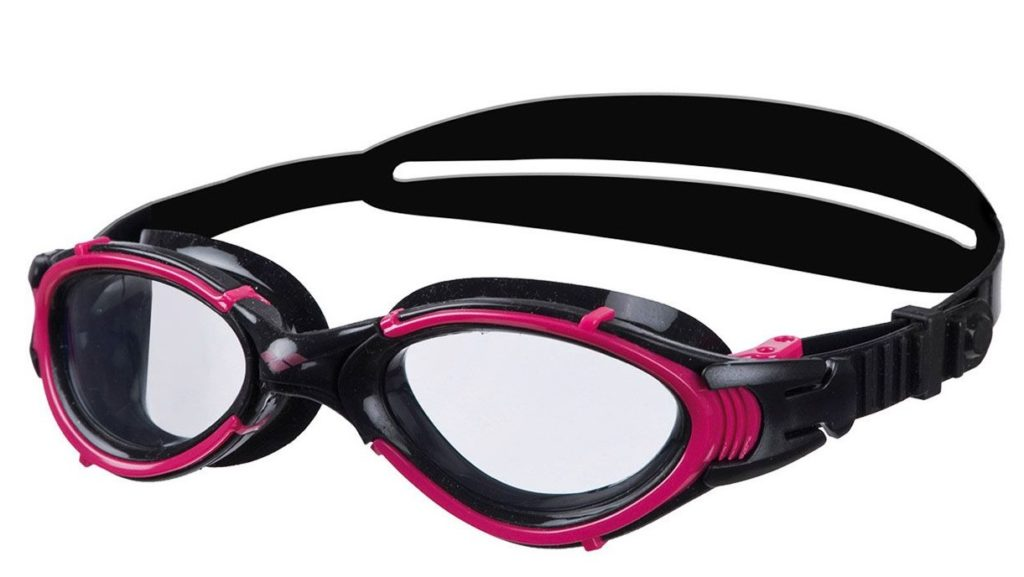 Тренировочные очки с литой переносицей