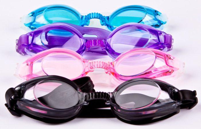 Тренировочные очки с регулируемой переносицей