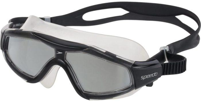 Очки для плавания с дополнительной прокладкой-обтюратором