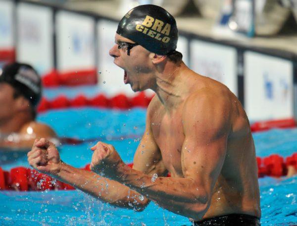 Олимпийский чемпион Сезар Сьело